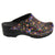 BJORK Shop BJORK Araceli Open Back Leather Clogs