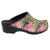 BJORK Shop BJORK Colibri Open Back Leather Clogs