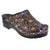 BJORK Shop Multi / EU-36 BJORK Araceli Open Back Leather Clogs