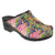 BJORK Shop Multi / EU-36 BJORK Colibri Open Back Leather Clogs