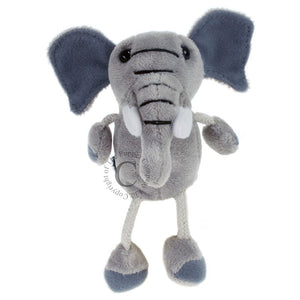 The Puppet Company - Elephant Finger Puppet