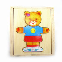 Kaper Kidz - Dressing Bear Girl