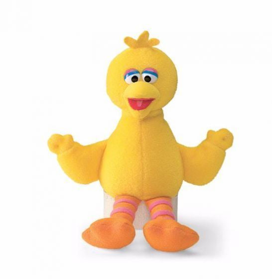 Classic Mini Beanie Toy Big Bird