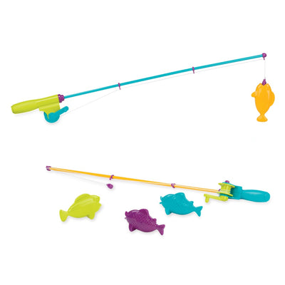 Battat - Travelling Fishing Set