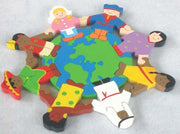 Sri Toys - Children of the World Puzzle