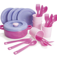 Dantoy - My Little Princess Dinner Set