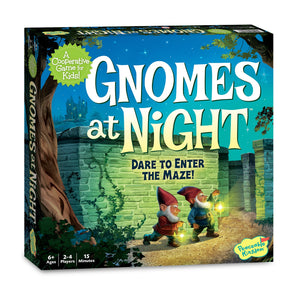 Peaceable Kingdom - Gnomes at Night