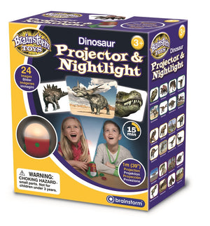 Brainstorm Toys - Dinosaur Projector & Nightlight