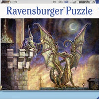 Ravensburger - Puzzle 100p Gift of Fire