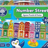 Orchard - Puzzle Number Street