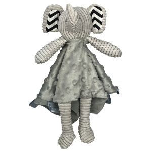 ES Kids - Elephant Comforter Grey