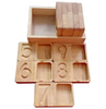 Qtoys - Counting & Writing Trays