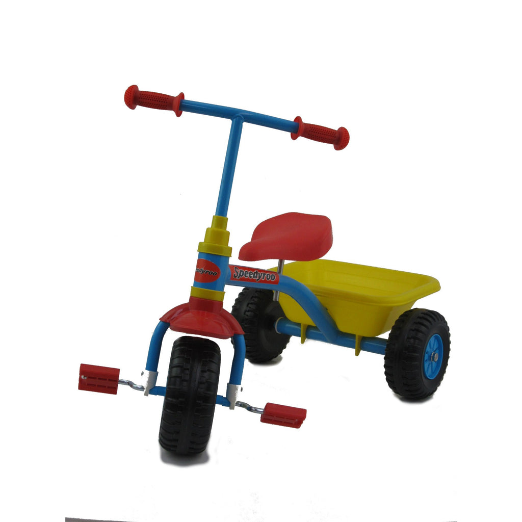 Speedyroo - Trike with Tray