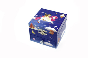 Kaper Kidz - Unicorn Musical Jewellery Box with Drawer