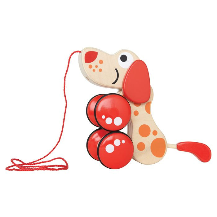 Hape - Pepe Pull Along (Walk-A-Long Puppy)