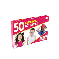 Junior Learning - 50 Emotion Activities
