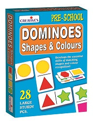 Creative's - Dominoes Shapes & Colours