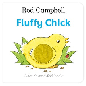 Macmillan - Fluffy Chick Board Book