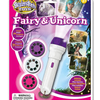Brainstorm Toys - Torch Fairy & Unicorn