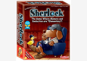 Playroom - Sherlock
