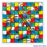 Fun Factory - Snakes and Ladders