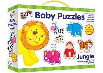 Galt - Baby Puzzles Jungle