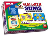 Creative's - Fun with Sums Multiplication