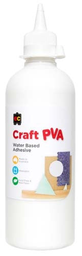 EC - Craft PVA Glue 500ml