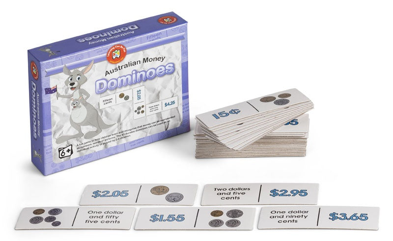 LCBF - Australian Money Dominoes