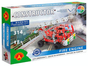 Alexander - Constructor Fire Engine City Emergency