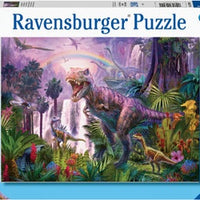 Ravensburger - Puzzle 200p King of the Dinosaurs