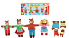 Fun Factory - Finger Puppets Goldilocks
