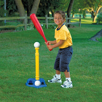 American Plastic Toys - T-Ball Set