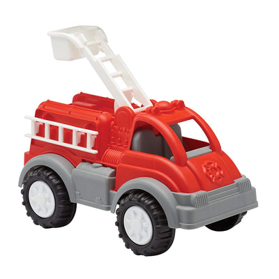 American Plastic Toys - Gigantic Fire Truck