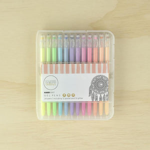 Kaisercraft - Gel Pens 24 piece