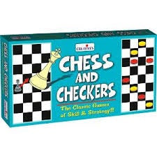 Creative's - Chess and Checkers