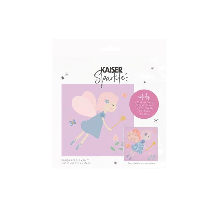 Kaisercraft - Sparkle Art Kit Fairy