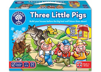 Orchard - Three Little Pigs Game