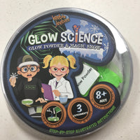 Heebie Jeebies - Glow Science