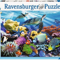 Ravensburger - Puzzle 200p Ocean Turtles