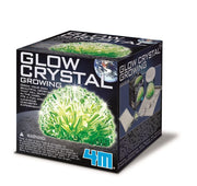 4M - Glow Crystal Growing Kit