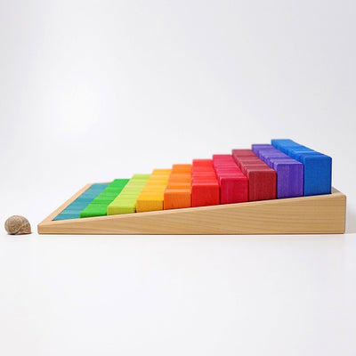 Grimm's - Stepped Counting Blocks Large