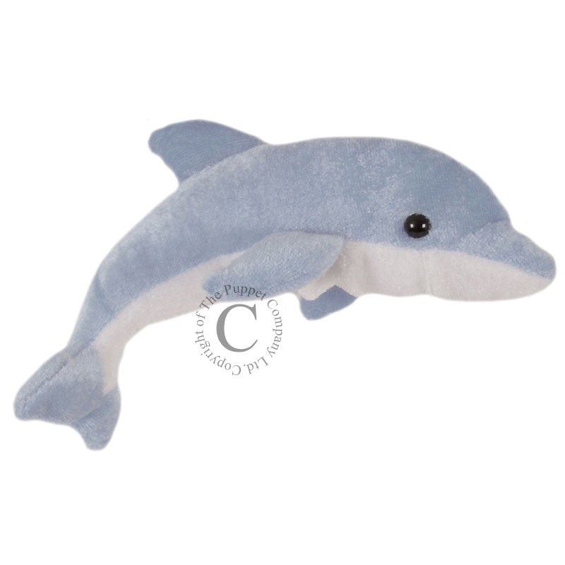 The Puppet Company - Dolphin Finger Puppet