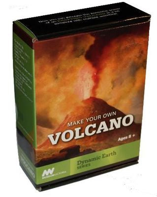 Museums Victoria - Make your own Volcano