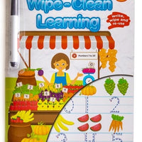 LCBF - Wipe-Clean Learning Early Numbers Skills