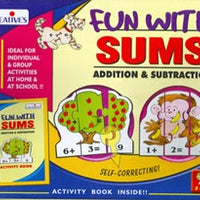 Creative's - Fun with Sums Addition