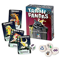 Gamewright - Trash Pandas