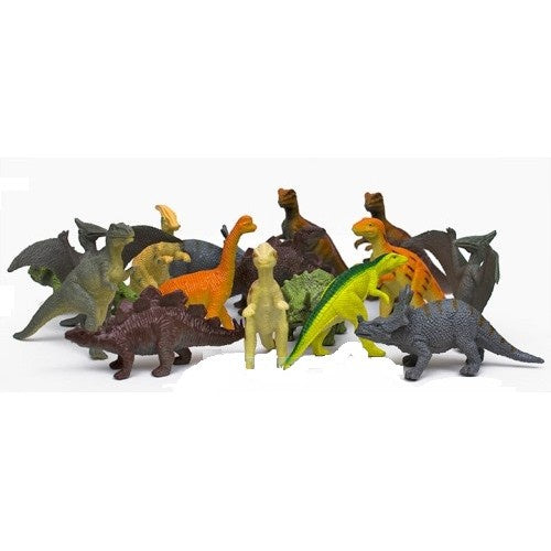 Wild Republic - Nature Tube Dinosaurs