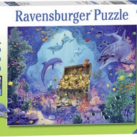 Ravensburger - Puzzle 300p Deep Sea Treasure