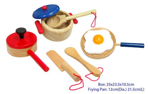 Fun Factory - Wooden Cooking Set